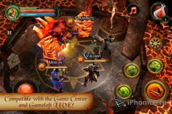 Dungeon Hunter 2 для iPhone и iPad