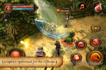 Dungeon Hunter 2 для iPhone и iPad