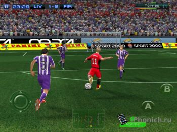 Real Football 2011 HD for iPad