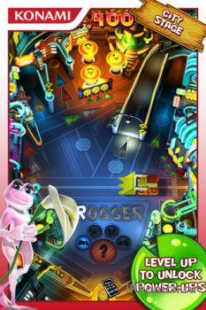 Frogger Pinball для iPhone / iPad