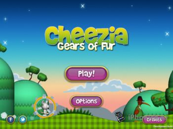 Cheezia: Gears of Fur для iPhone и iPad