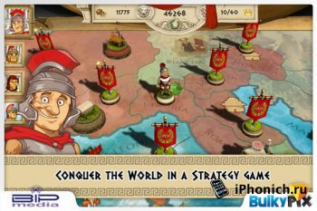 Игра для iPhone Tiny Token Empires