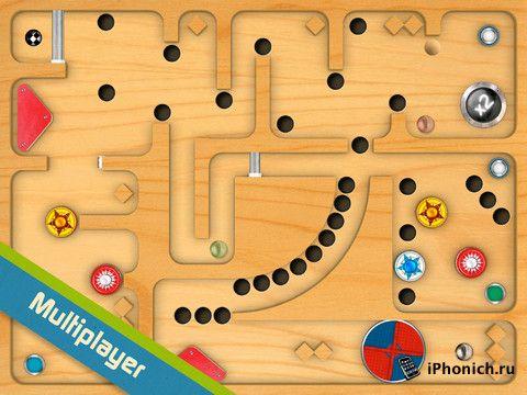 Labyrinth 2 HD на iPad