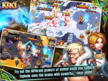 Soul Tamer KiKi HD для iPhone / iPad