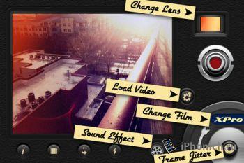 8mm Vintage Camera для iPhone / iPod