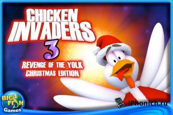 Chicken Invaders 3 для iPhone