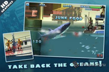 Hungry Shark Part 3 - Полная поддержка HD Retina дисплея