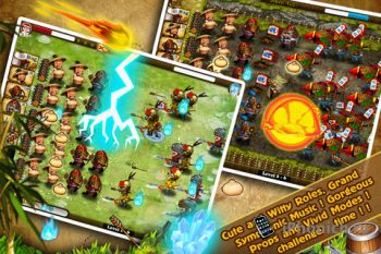 Castle Attack1 – Ultimate HD+ для iPhone / iPad