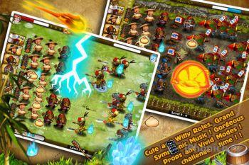 Castle Attack1 – Ultimate HD+ для iPhone / iPad