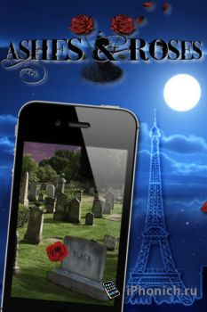 Игра для iPhone Ashes & Roses