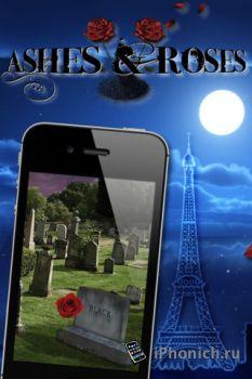 Игра для iPhone Ashes & Roses