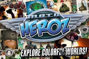 MotoHeroz HD -  Прикольная игруха, стоит внимания)