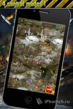 Игра для iPhone Allied Force 1945
