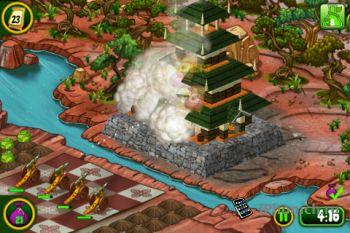 Игра Picnic Wars™ для iPhone