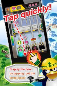 MechaPengu - головоломка iPhone