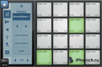 BeatMaker 2 для iPhone / iPad