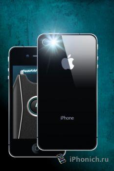 Shocker HD - лучший электрошокер для iPhone