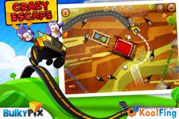Crazy Escape для iPhone / iPad