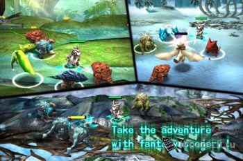 Игра Monster Tamer для iPhone и iPad