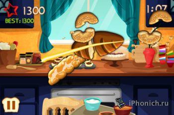 Игра Sliced Bread для iPhone