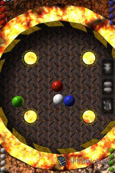 Игра RageBall Tournament для iPhone