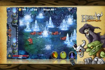 Hero of Might and Magic  для iPhone и iPad