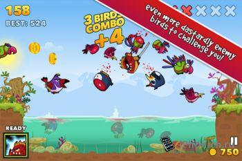Игра для iPhone Fish Fury