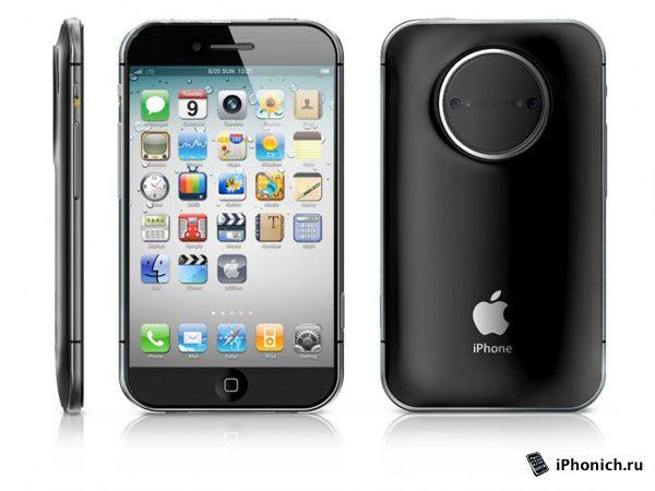 Новый концепт iPhone 5 Pro