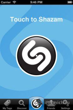 Shazam Encore - определяет русскую музыку