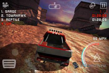 Uber Racer 3D – Sandstorm - гонки для iPhone и iPad