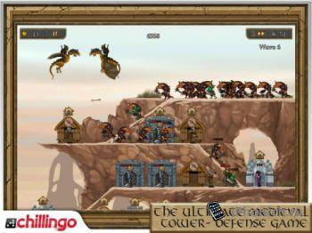 Игра Defender Chronicles HD для iPad