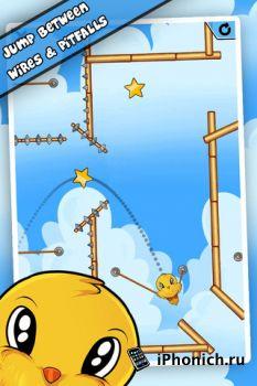 Игра Jump Birdy Jump  для iPhone и iPad