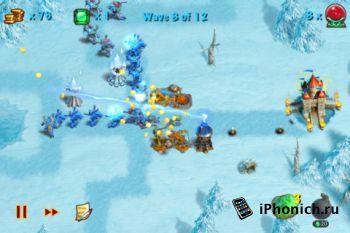 Towers N' Trolls HD - Новая игра - защита башнями от монстров