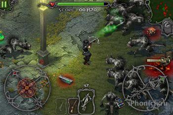 Игра iDracula -  Пробуждение Нежити для iPhone