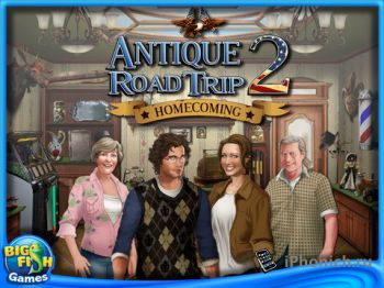 Игра Antique Road Trip 2: Homecoming для iPhone