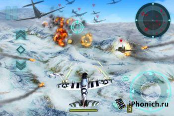 Игра Wings Of Fury для iPhone и iPod