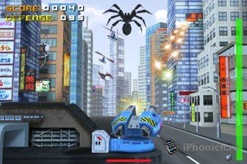 Игра HDX для iPhone