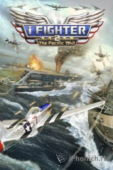 iFighter 2: The Pacific 1942 by EpicForce - аркадный вертикальный шутер