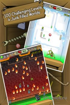 Peakour™ для iPhone / iPod Touch
