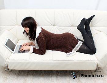 NoteBookCase for iPad ─ превратит планшет в нетбук