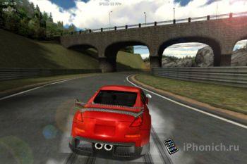 Legal Speed Racing - гонка от студии NGPIXELS.