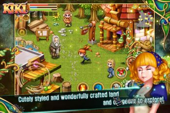 Игра KiKi RPG: Supreme для iPhone