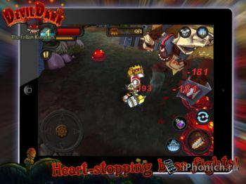 DevilDark: The Fallen Kingdom - судьбы мира в ваших руках!
