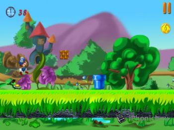 Super Marik - игра в жанре Супер Марио