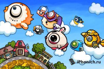 Игра League Of Extraordinary Birds HD для iPhone и iPad