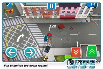 Игра CitiRacing для iPhone и iPad