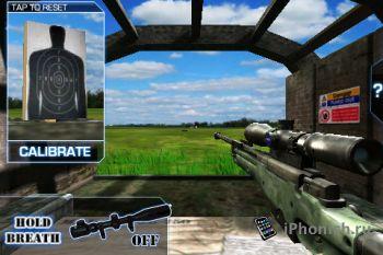 Игра AWP Sniper Rifle 3D для iPhone
