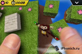 Игра  Sway для iPhone