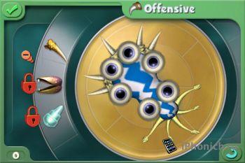 Игра для iPhone Spore Origins