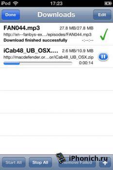 iCab Mobile - интернет-браузер для iPhone и iPad